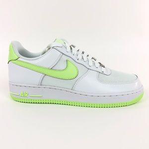 Nike Air Force 1 '07 Liquid Lime Low Retro Shoes